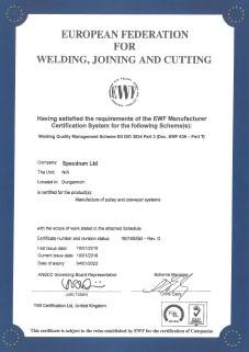 Nsai 18001 Certificate