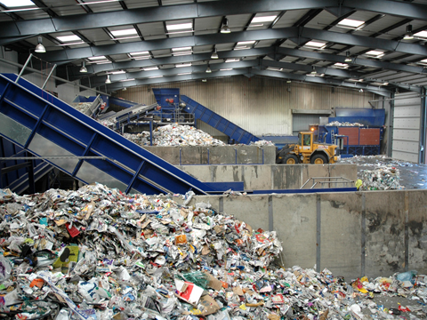 SpecDrum provide products for the Recycling Industry